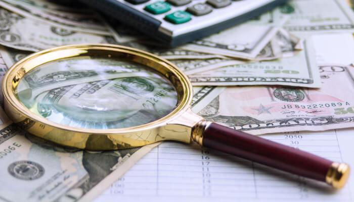 Non-Realistic Financial Calculation